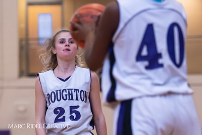 Broughtongirls JV basketball vs Millbrook. February 14, 2019. 750_6884