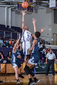 Broughton girls varsity basketball vs Millbrook. February 15, 2019. 750_7276