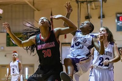 Broughton girls varsity basketball vs Rolesville. MRC_8772
