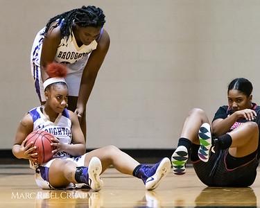 Broughton girls varsity basketball vs Rolesville. MRC_8814