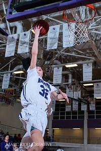Broughton boys JV basketball vs Sanderson. February 11, 2019. 750_5539