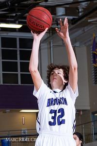 Broughton boys JV basketball vs Sanderson. February 11, 2019. 750_5531