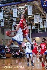 Broughton boys varsity basketball vs Sanderson. Play 4 Kay. January 17, 2019. 750_4692