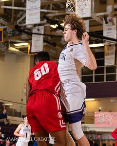 Broughton boys varsity basketball vs Sanderson. Play 4 Kay. January 17, 2019. 750_4787