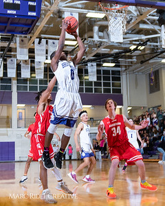 Broughton boys varsity basketball vs Sanderson. Play 4 Kay. January 17, 2019. 750_4751