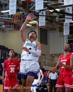 Broughton boys varsity basketball vs Sanderson. Play 4 Kay. January 17, 2019. 750_4786