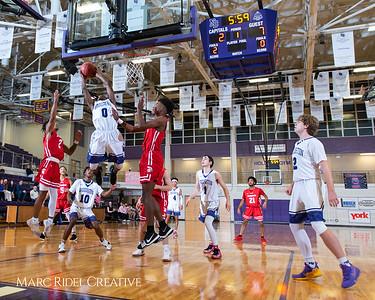 Broughton boys varsity basketball vs Sanderson. Play 4 Kay. January 17, 2019. 750_4658