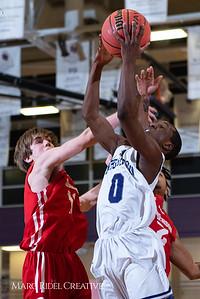 Broughton boys varsity basketball vs Sanderson. Play 4 Kay. January 17, 2019. 750_4734