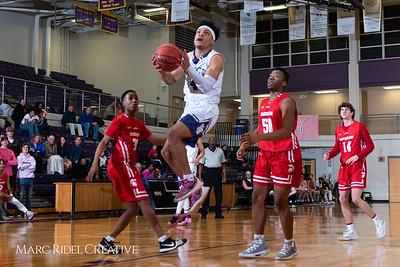 Broughton boys varsity basketball vs Sanderson. Play 4 Kay. January 17, 2019. 750_4785