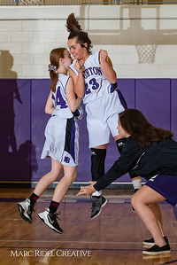 Broughton girls JV basketball vs Sanderson. February 11, 2019. 750_5190