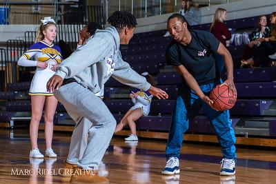 Broughton girls JV basketball vs Sanderson. February 11, 2019. 750_5333