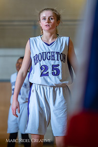Broughton girls JV basketball vs Sanderson. February 11, 2019. 750_5259