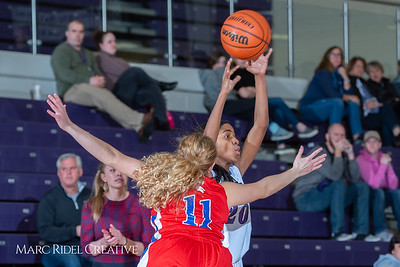 Broughton girls JV basketball vs Sanderson. February 11, 2019. 750_5248