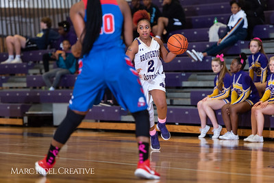Broughton girls varsity basketball vs Sanderson. Play 4 Kay. January 17, 2019. 750_4380