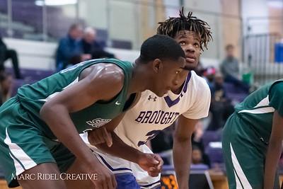 Broughton boys varsity vs. Southeast Raleigh. January 15, 2019. 750_3633
