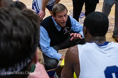 Broughton boys varsity basketball vs Trinity. MRC_9360