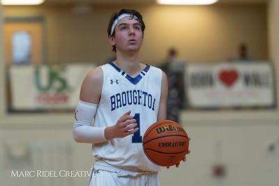 Broughton boys basketball vs Virginia Episcopal. 750_0274
