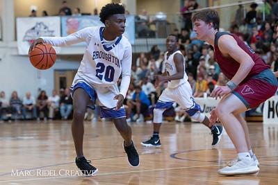 Broughton boys basketball vs Virginia Episcopal. 750_0244