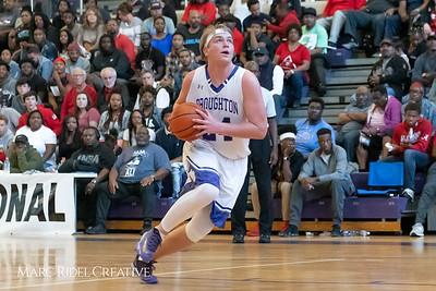 Broughton boys basketball vs Virginia Episcopal. MRC_9636