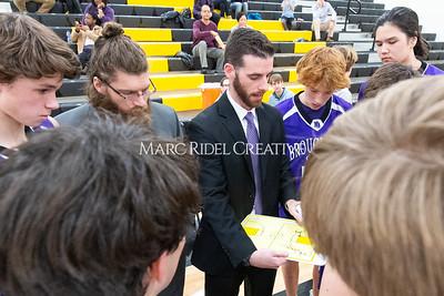 Broughton JV and varsity boys basketball at Apex. December 4, 2019. D4S_0980