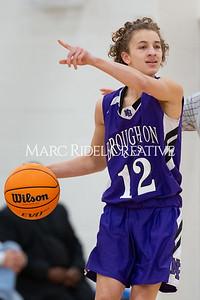 Broughton JV and varsity boys basketball at Apex. December 4, 2019. D4S_0842