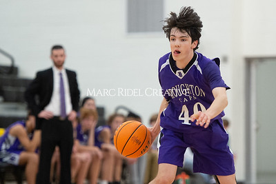 Broughton JV and varsity boys basketball at Apex. December 4, 2019. D4S_0902