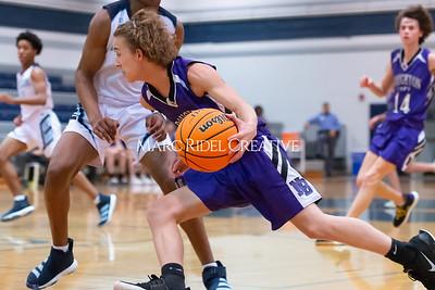 Broughton JV basketball vs Millbrook. January 13, 2020. D4S_8644
