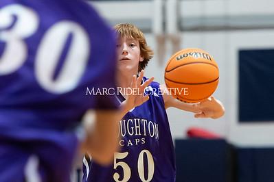 Broughton JV basketball vs Millbrook. January 13, 2020. D4S_8451