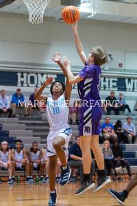 Broughton JV basketball vs Millbrook. January 13, 2020. D4S_8632