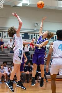 Broughton JV basketball vs Millbrook. January 13, 2020. D4S_8562