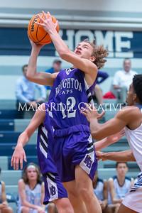 Broughton JV basketball vs Millbrook. January 13, 2020. D4S_8628