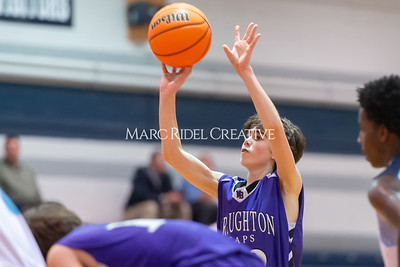 Broughton JV basketball vs Millbrook. January 13, 2020. D4S_8665