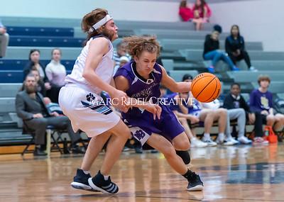 Broughton JV basketball vs Millbrook. January 13, 2020. D4S_8587