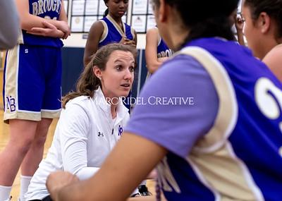 Broughton girls basketball at Apex Friendship. November 19, 2019. D4S_4349