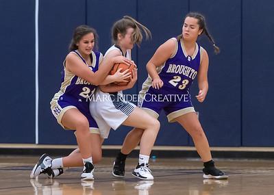 Broughton girls basketball at Apex Friendship. November 19, 2019. D4S_4346