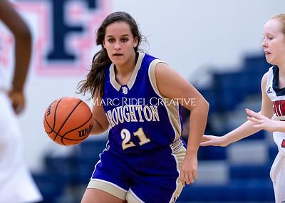Broughton girls basketball at Apex Friendship. November 19, 2019. D4S_4376