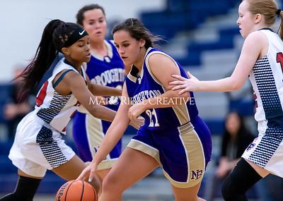 Broughton girls basketball at Apex Friendship. November 19, 2019. D4S_4375