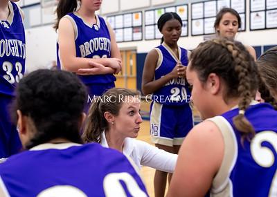 Broughton girls basketball at Apex Friendship. November 19, 2019. D4S_4352