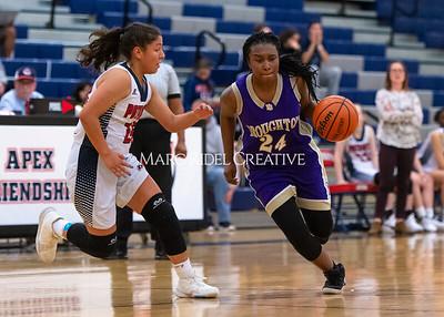 Broughton girls basketball at Apex Friendship. November 19, 2019. D4S_4258