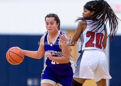Broughton girls basketball at Apex Friendship. November 19, 2019. D4S_4381
