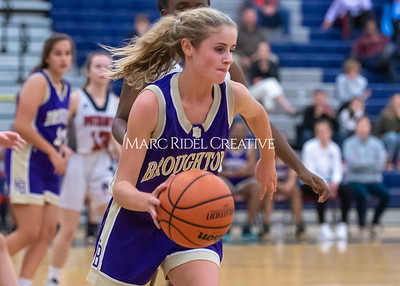 Broughton girls basketball at Apex Friendship. November 19, 2019. D4S_4325