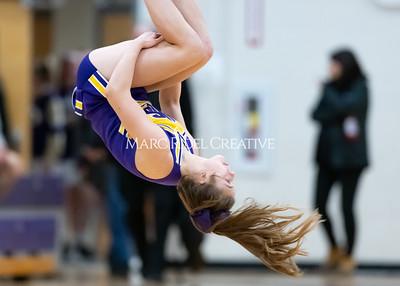 Broughton JV and varsity girls basketball vs Athens Drive. December 6, 2019. MRC_8077