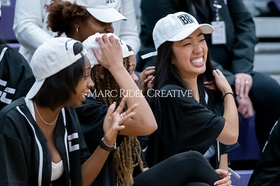 Broughton JV and varsity girls basketball vs Athens Drive. December 6, 2019. MRC_8183