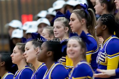 Broughton JV and varsity girls basketball vs Athens Drive. December 6, 2019. MRC_8143
