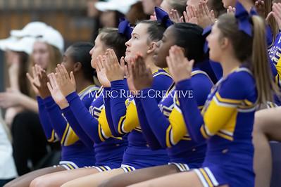 Broughton JV and varsity girls basketball vs Athens Drive. December 6, 2019. MRC_8123