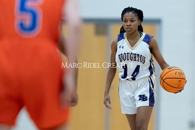 Broughton JV and varsity girls basketball vs Athens Drive. December 6, 2019. MRC_8128