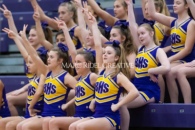 Broughton JV and varsity girls basketball vs Athens Drive. December 6, 2019. MRC_7931