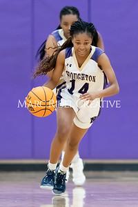 Broughton JV and varsity girls basketball vs Athens Drive. December 6, 2019. MRC_8146