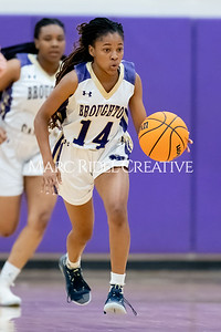 Broughton JV and varsity girls basketball vs Athens Drive. December 6, 2019. MRC_8147