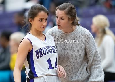 Broughton JV and varsity girls basketball vs Athens Drive. December 6, 2019. MRC_8065